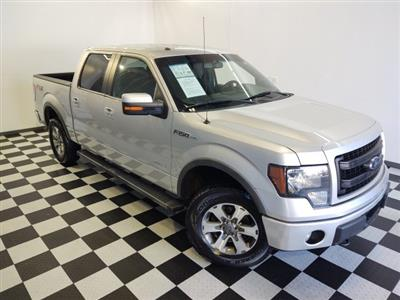 2014 Ford F-150 SuperCrew Cab 4x4, Pickup #YE69904A - photo 5