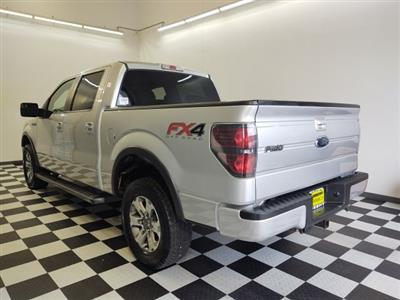 2014 Ford F-150 SuperCrew Cab 4x4, Pickup #YE69904A - photo 2