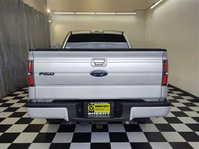 2014 Ford F-150 SuperCrew Cab 4x4, Pickup #YE69904A - photo 7