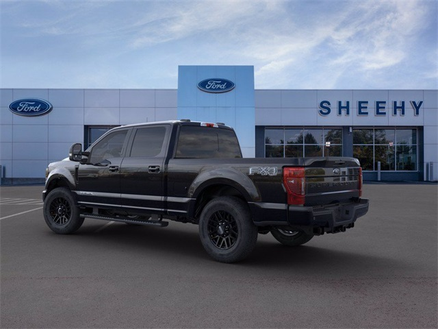 2020 Ford F-250 Crew Cab 4x4, Pickup #YE73616 - photo 7