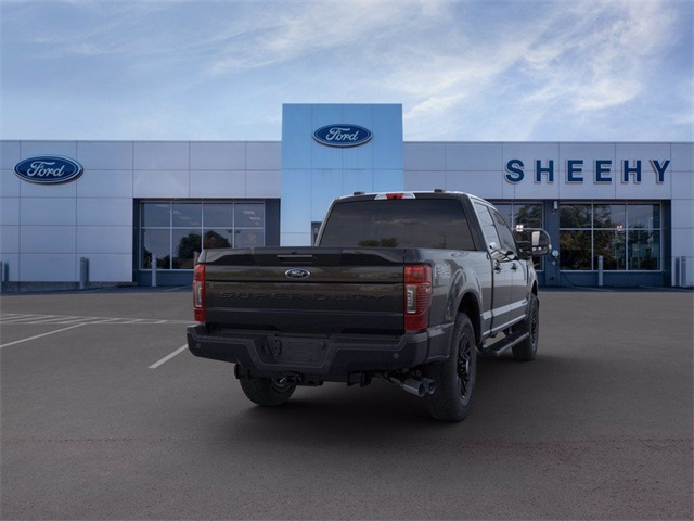 2020 Ford F-250 Crew Cab 4x4, Pickup #YE73616 - photo 2