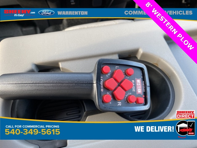 2020 Ford F-250 Super Cab 4x4, Western Snowplow Pickup #YE79636 - photo 14