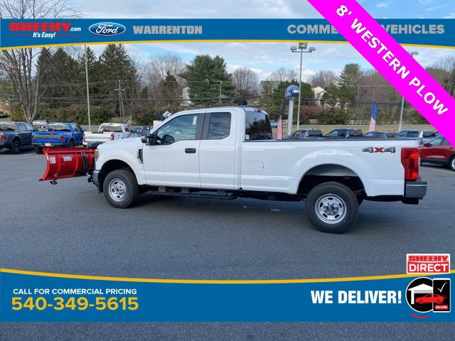 2020 Ford F-250 Super Cab 4x4, Western Snowplow Pickup #YE79636 - photo 5