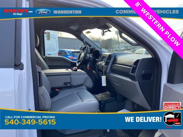 2020 Ford F-250 Super Cab 4x4, Western Snowplow Pickup #YE79636 - photo 6