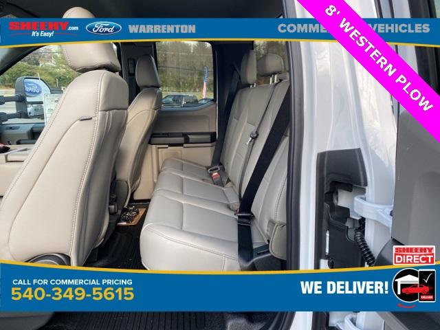 2020 Ford F-250 Super Cab 4x4, Western Snowplow Pickup #YE79636 - photo 9