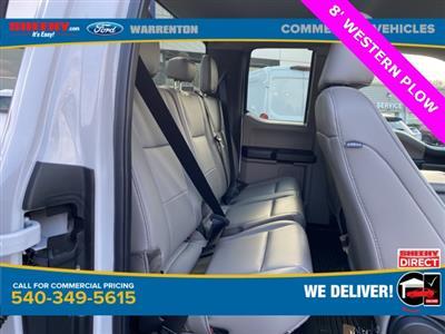 2020 Ford F-250 Super Cab 4x4, Western Snowplow Pickup #YE79636 - photo 7