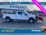 2020 Ford F-250 Super Cab 4x4, Western Snowplow Pickup #YE79636 - photo 4