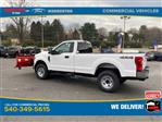 2020 Ford F-350 Regular Cab 4x4, Western Snowplow Pickup #YE79651 - photo 2