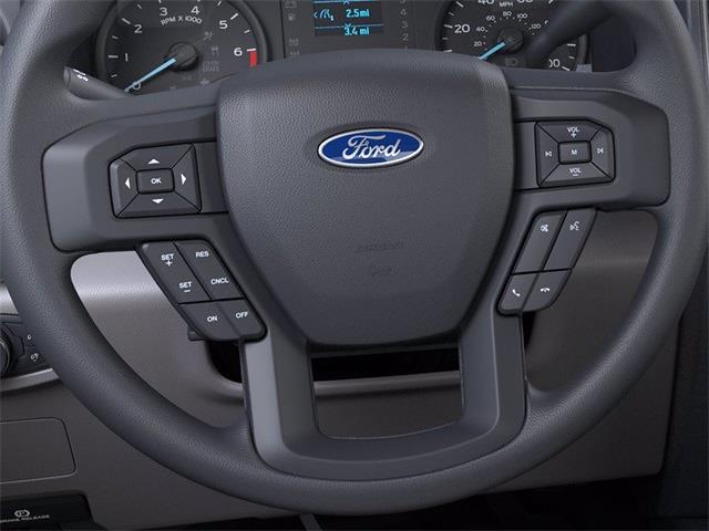 2020 Ford F-250 Super Cab 4x4, Western Snowplow Pickup #YE79669 - photo 12