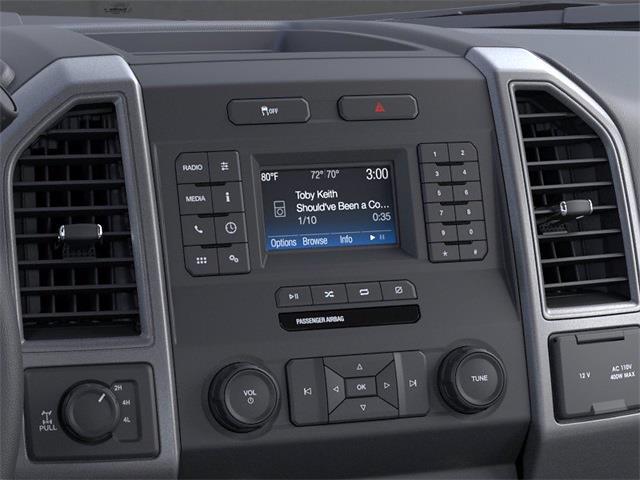 2020 Ford F-250 Super Cab 4x4, Western Snowplow Pickup #YE79669 - photo 14