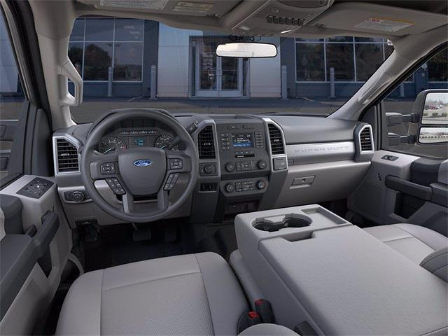 2020 Ford F-250 Super Cab 4x4, Western Snowplow Pickup #YE79670 - photo 9