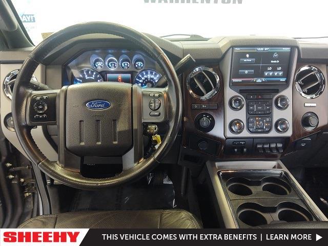 2014 Ford F-250 Crew Cab 4x4, Pickup #YE82925B - photo 10