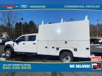 2020 Ford F-450 Crew Cab DRW 4x4, Knapheide KUVcc Service Body #YE90028 - photo 11