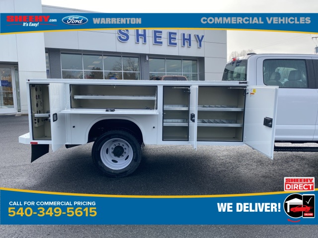 2020 Ford F-550 Crew Cab DRW 4x4, Knapheide Steel Service Body #YE90030 - photo 7