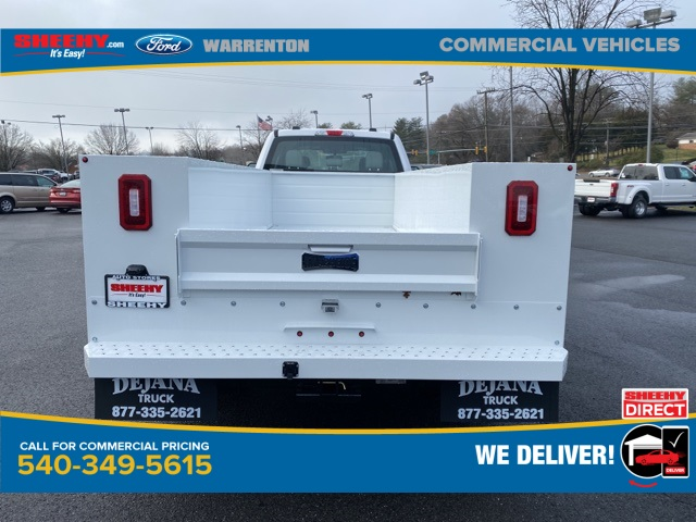 2020 Ford F-550 Crew Cab DRW 4x4, Knapheide Steel Service Body #YE90030 - photo 2