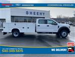 2020 Ford F-550 Crew Cab DRW 4x4, Knapheide Steel Service Body #YE90030 - photo 6