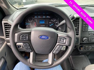 2020 Ford F-450 Super Cab DRW 4x4, Rugby Eliminator LP Steel Dump Body #YE90035 - photo 15