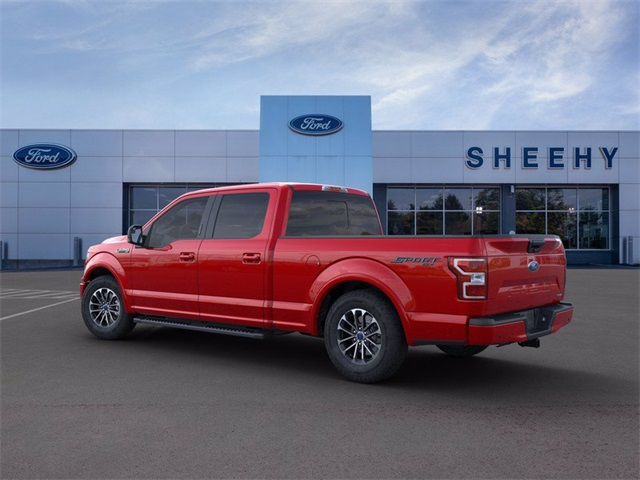 2020 Ford F-150 SuperCrew Cab 4x4, Pickup #YE91981 - photo 7