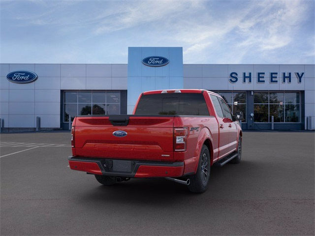 2020 Ford F-150 SuperCrew Cab 4x4, Pickup #YE91981 - photo 2