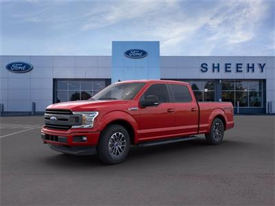 2020 Ford F-150 SuperCrew Cab 4x4, Pickup #YE91981 - photo 4