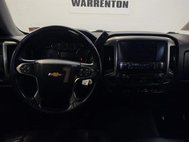 2014 Chevrolet Silverado 1500 Crew Cab 4x4, Pickup #YE91981A - photo 11