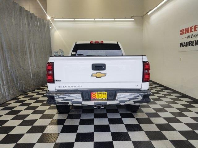 2014 Chevrolet Silverado 1500 Crew Cab 4x4, Pickup #YE91981A - photo 7