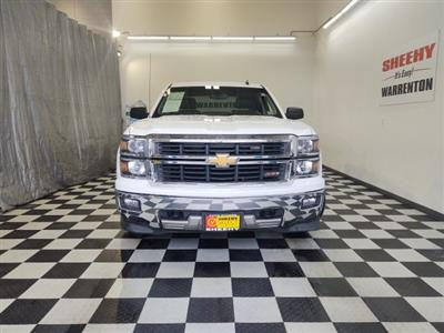 2014 Chevrolet Silverado 1500 Crew Cab 4x4, Pickup #YE91981A - photo 2