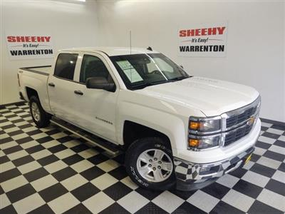 2014 Chevrolet Silverado 1500 Crew Cab 4x4, Pickup #YE91981A - photo 4