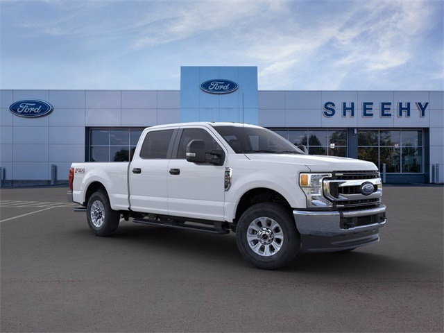 2020 Ford F-250 Crew Cab 4x4, Pickup #YE93620 - photo 1