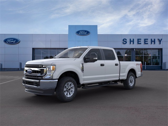 2020 Ford F-250 Crew Cab 4x4, Pickup #YE93620 - photo 4