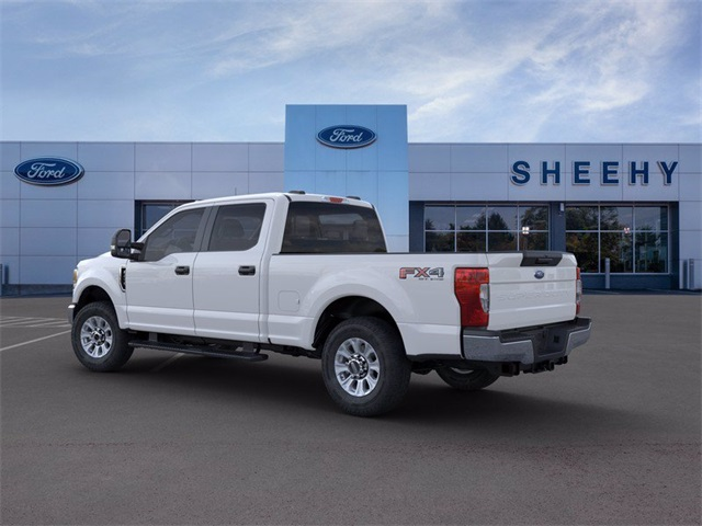 2020 Ford F-250 Crew Cab 4x4, Pickup #YE93620 - photo 7