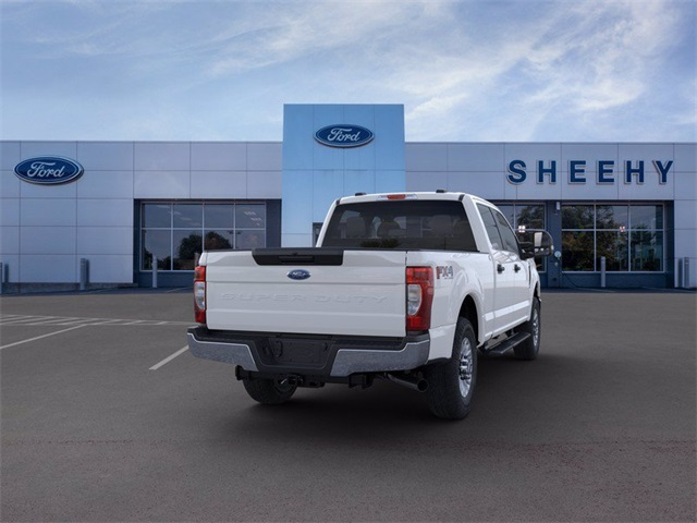 2020 Ford F-250 Crew Cab 4x4, Pickup #YE93620 - photo 2