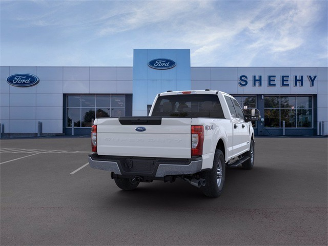 2020 Ford F-350 Crew Cab 4x4, Pickup #YED46100 - photo 8