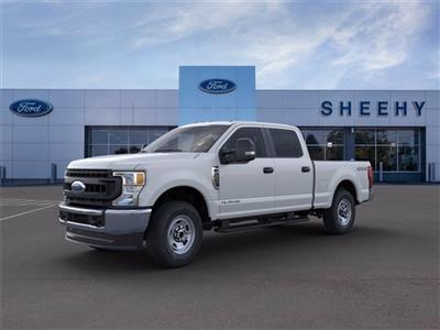 2020 Ford F-350 Crew Cab 4x4, Pickup #YED46100 - photo 4