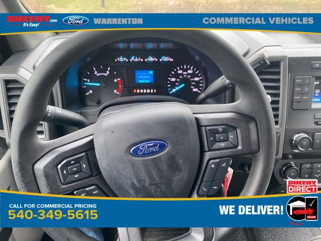 2019 Ford F-550 Crew Cab DRW 4x4, CM Truck Beds SB Model Service Body #YEF24926 - photo 8