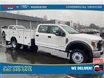 2019 Ford F-550 Crew Cab DRW 4x4, CM Truck Beds SB Model Service Body #YEF24926 - photo 1