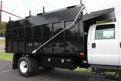 2019 F-650 Crew Cab DRW 4x2,  PJ's Chipper Body #YF00611 - photo 8