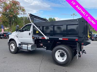 2022 F-750 Regular Cab DRW 4x2,  Godwin 300U Dump Body #YF02215 - photo 2