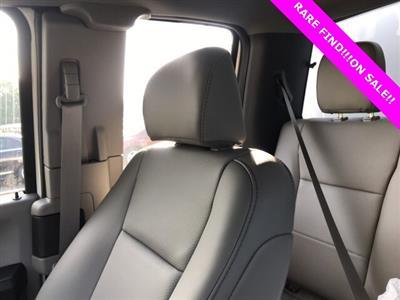 2019 F-550 Super Cab DRW 4x4, High Roof Enclosed Service Body  #YF03416 - photo 21