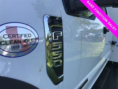 2019 F-550 Super Cab DRW 4x4, High Roof Enclosed Service Body  #YF03416 - photo 6