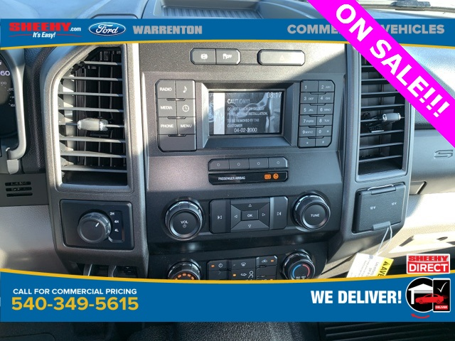 2019 F-350 Super Cab DRW 4x4, PJ's Platform Body #YF03562 - photo 10