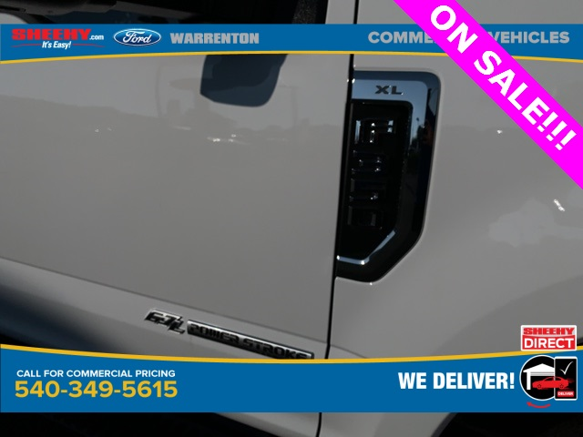 2019 F-350 Super Cab DRW 4x4,  PJ's Platform Body Hauler Body #YF03562 - photo 5