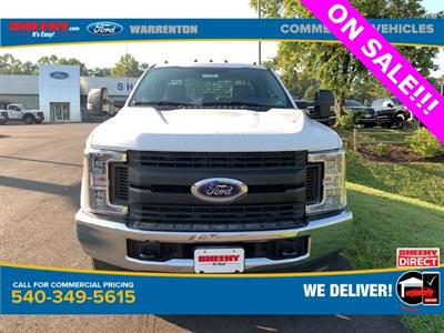 2019 F-350 Super Cab DRW 4x4,  PJ's Platform Body Hauler Body #YF03562 - photo 4