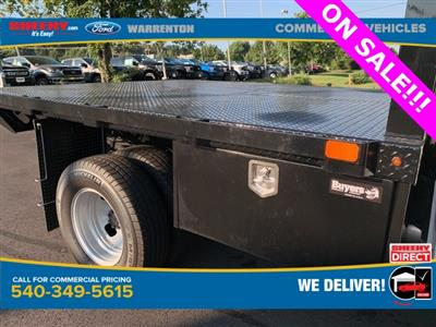 2019 F-350 Super Cab DRW 4x4,  PJ's Platform Body Hauler Body #YF03562 - photo 6