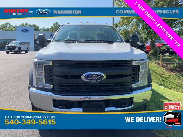 2019 F-450 Super Cab DRW 4x4,  Knapheide Standard Service Body #YF04409 - photo 4