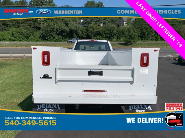 2019 F-450 Super Cab DRW 4x4, Knapheide Service Body #YF04409 - photo 1
