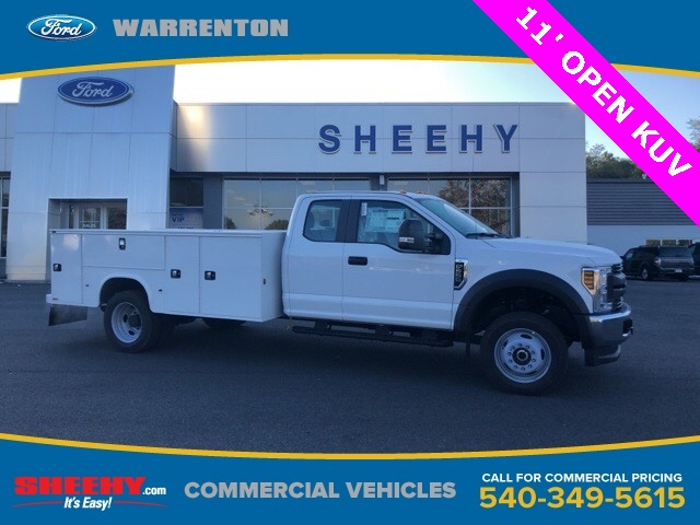 2019 Ford F-550 Super Cab DRW 4x4, Knapheide Service Body #YF04411 - photo 1