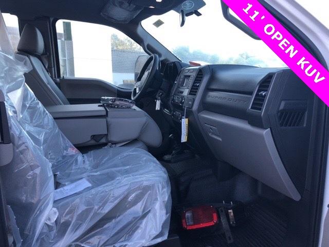 2019 Ford F-550 Super Cab DRW 4x4, Knapheide Aluminum Service Body #YF04411 - photo 6