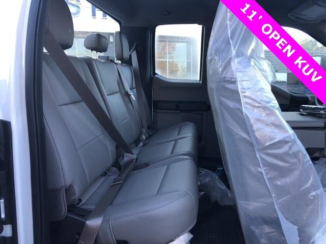 2019 F-550 Super Cab DRW 4x4, Knapheide Aluminum Service Body #YF04411 - photo 8