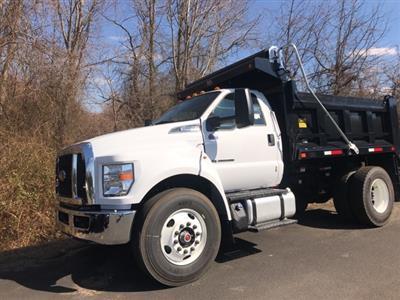 2019 F-650 Regular Cab DRW 4x2,  Godwin 300T Dump Body #YF05310 - photo 5